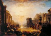 The Decline of the Carthaginian Empire ... exhibited 1817 by Joseph Mallord William Turner 1775-1851